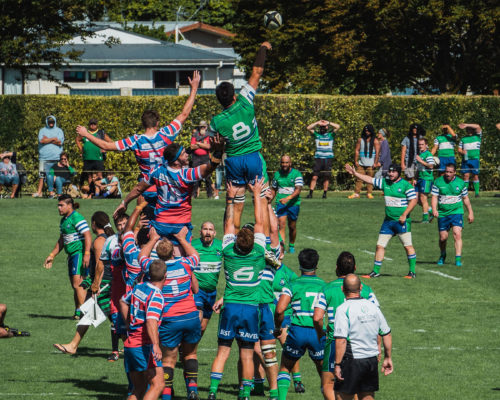 Napier Old Boys Marist Vs Hastings Rugby and Sport – Tui Nash Cup Game 3 2019